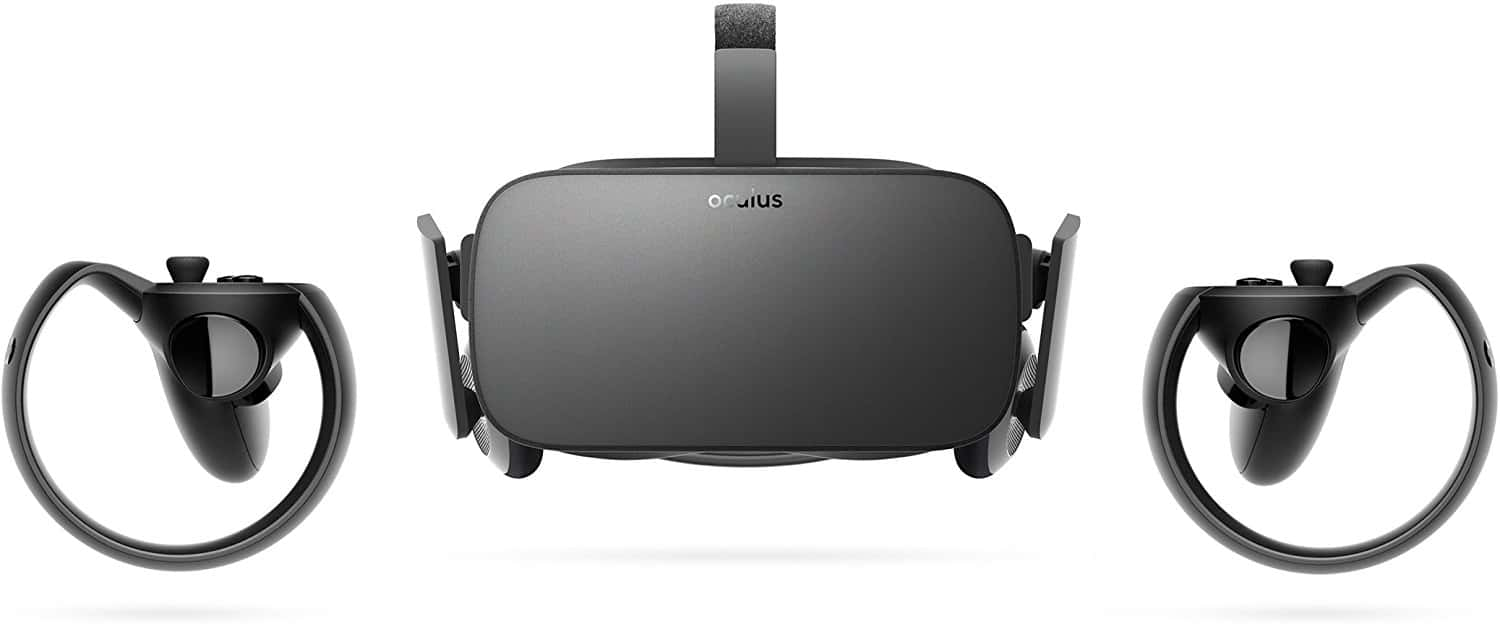 oculus rift casque bundle pack