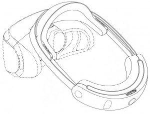 Playstation casque VR Design