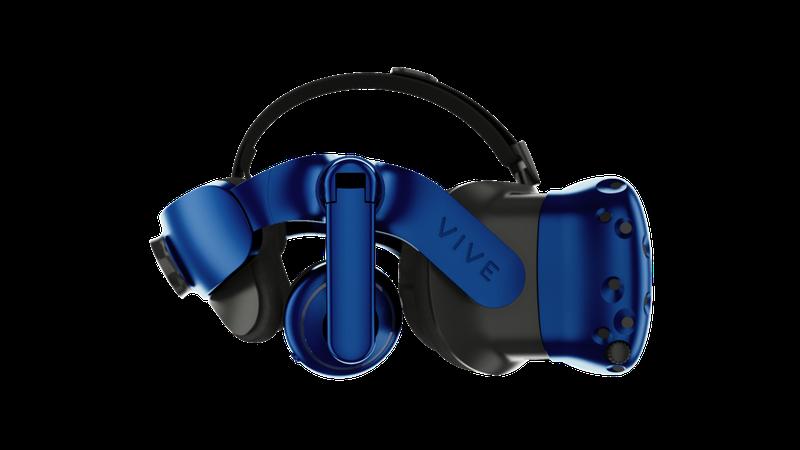 HTC VIVE Pro - vue de profil