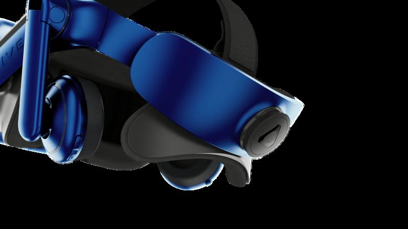 HTC VIVE Pro - vue arrière