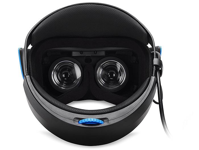 Acer Casque de Réalité Virtuelle Bleu