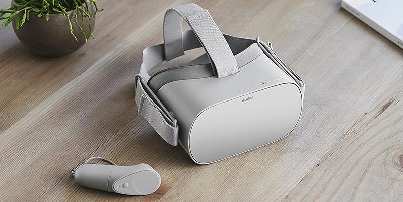 Oculus Go Casque de Réalité Virtuelle Casque VR Test
