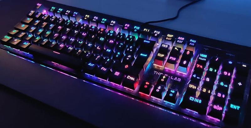 Guide d'achat d'un clavier gaming
