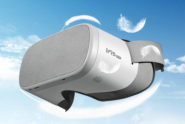 VR Iris Casque de réalité virtuelle Autonome - Lunettes de réalité virtuelle