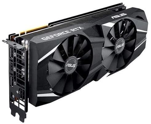 Test Asus Dual NVIDIA GeForce RTX 2070 Mini OC Edition Carte graphique Gaming RTX 2070
