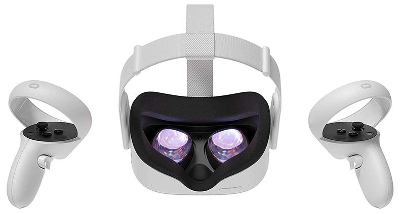 Test Oculus Quest 2 - Casque de réalité virtuelle tout-en-un dernière génération