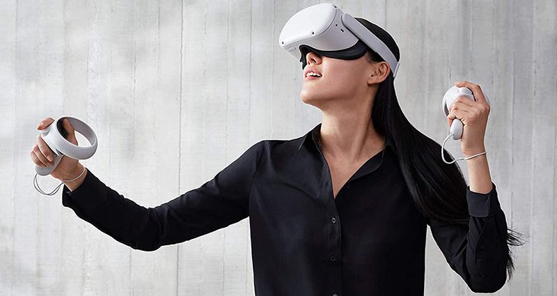 Test Oculus Quest 2 - Casque de réalité virtuelle